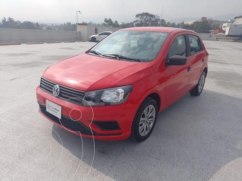 Volkswagen Gol Trendline usado (2020) color Rojo precio $205,000