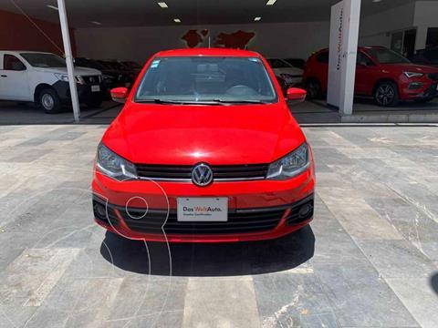 Volkswagen Gol Trendline I-Motion Aut usado (2017) color Rojo precio $149,995