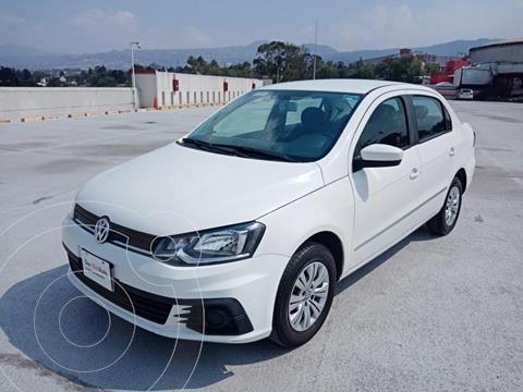 Volkswagen Gol Trendline usado (2018) color Blanco precio $155,000