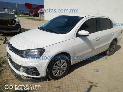 Volkswagen Gol Trendline usado (2017) color Blanco precio $76,000
