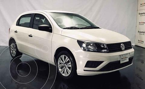 Volkswagen Gol Trendline usado (2020) color Blanco precio $199,990