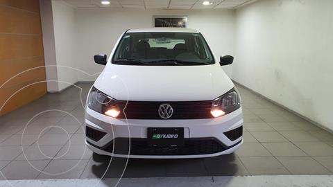 Volkswagen Gol Trendline usado (2020) color Blanco precio $199,000