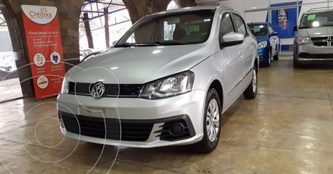 Volkswagen Gol Trendline usado (2018) color Plata Dorado precio $138,900