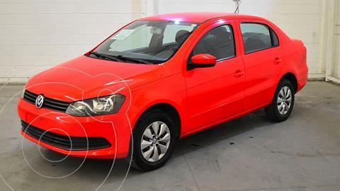 Volkswagen Gol CL usado (2013) color Rojo precio $92,000