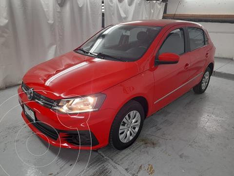 Volkswagen Gol Trendline I-Motion Aut usado (2018) color Rojo precio $168,000