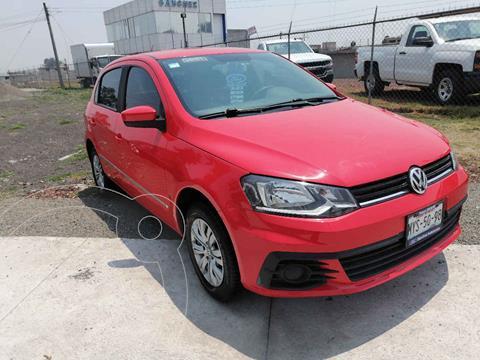 Volkswagen Gol Trendline I-Motion Aut usado (2017) color Rojo precio $135,000