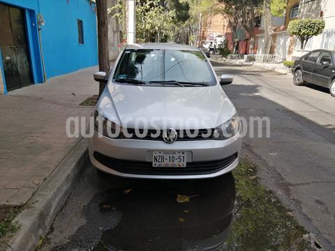 Volkswagen Gol CL usado (2014) color Gris precio $87,000