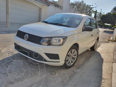 Volkswagen Gol Trendline (2019.5) usado (2020) color Blanco Candy precio $180,500