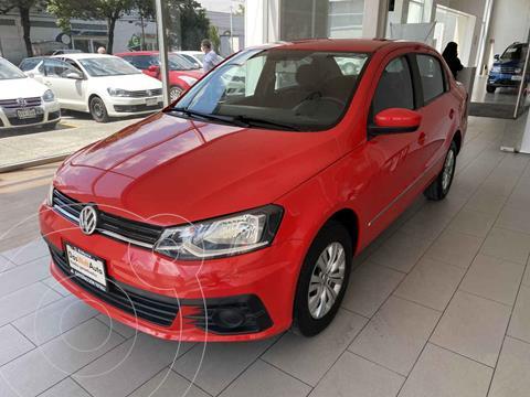 Volkswagen Gol Trendline usado (2017) color Rojo precio $163,000