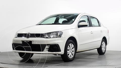 Volkswagen Gol Trendline usado (2018) color Blanco precio $152,000