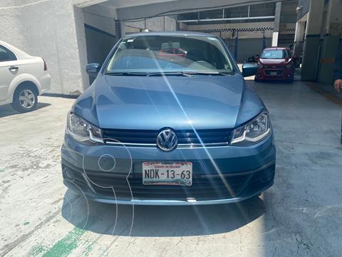 Volkswagen Gol Trendline usado (2018) color Azul precio $165,000