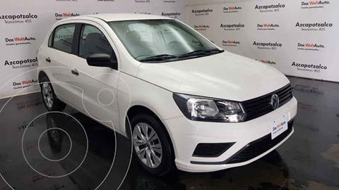 Volkswagen Gol Trendline usado (2020) color Blanco precio $209,990