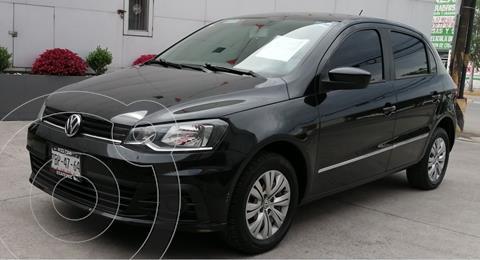 Volkswagen Gol Trendline usado (2017) color Negro precio $143,000