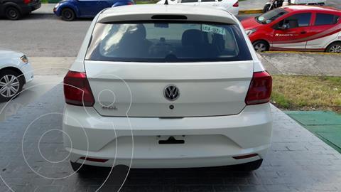 Volkswagen Gol Trendline usado (2019) color Blanco precio $160,000