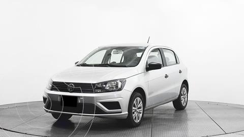 Volkswagen Gol Trendline usado (2019) color Plata Dorado precio $201,000
