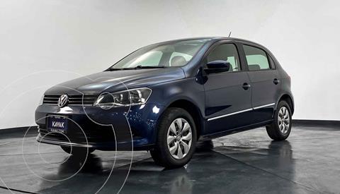 Volkswagen Gol Comfortline Seguridad usado (2017) color Azul precio $119,999