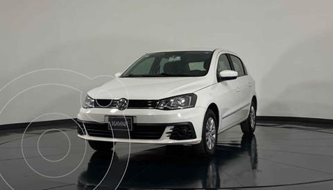 Volkswagen Gol Trendline usado (2017) color Blanco precio $149,999