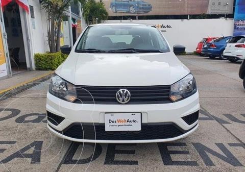 Volkswagen Gol Trendline usado (2020) color Blanco Candy precio $219,900