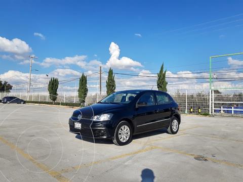 Volkswagen Gol Trendline usado (2017) color Negro precio $163,900