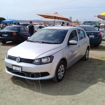 Volkswagen Gol CL usado (2015) color Plata precio $103,000