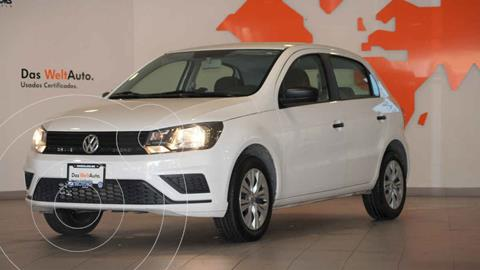 Volkswagen Gol Trendline usado (2020) color Blanco precio $215,500