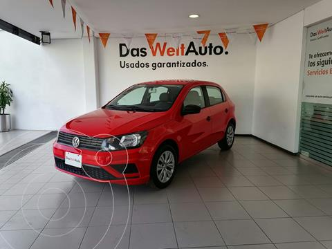 Volkswagen Gol Trendline usado (2020) color Rojo precio $209,000