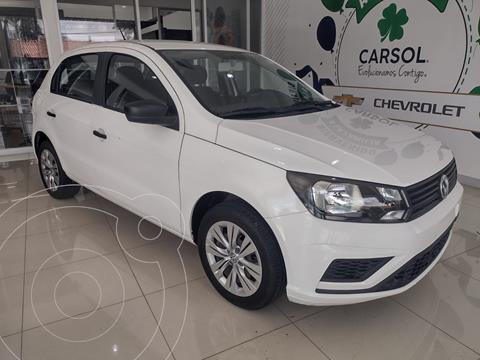 Volkswagen Gol Trendline usado (2020) color Blanco precio $190,000