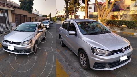 Volkswagen Gol Trendline usado (2017) color Plata precio $107,000