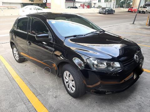 Volkswagen Gol CL usado (2014) color Negro precio $110,000