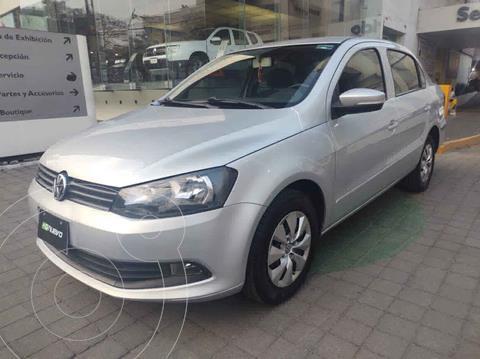 Volkswagen Gol GL usado (2014) color Plata precio $115,000