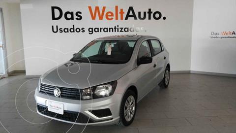Volkswagen Gol Trendline usado (2020) color Plata precio $203,500
