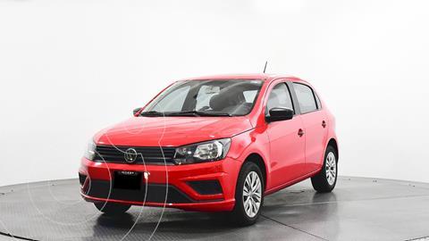 Volkswagen Gol Trendline usado (2019) color Rojo precio $194,200