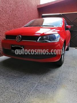Volkswagen Gol CL usado (2016) color Rojo Flash precio $124,000