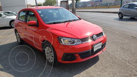 Volkswagen Gol Trendline usado (2017) color Rojo precio $137,000