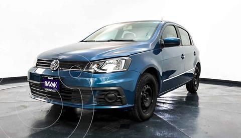 Volkswagen Gol Trendline I - Motion usado (2018) color Azul precio $194,999
