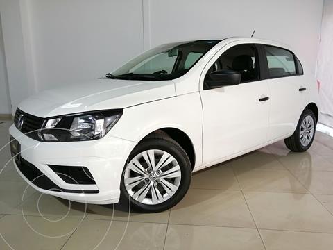 Volkswagen Gol Trendline usado (2020) color Blanco precio $195,900