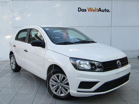 Volkswagen Gol Trendline usado (2019) color Blanco Candy precio $183,000
