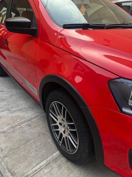 Volkswagen Gol Track usado (2016) color Rojo Flash precio $135,000
