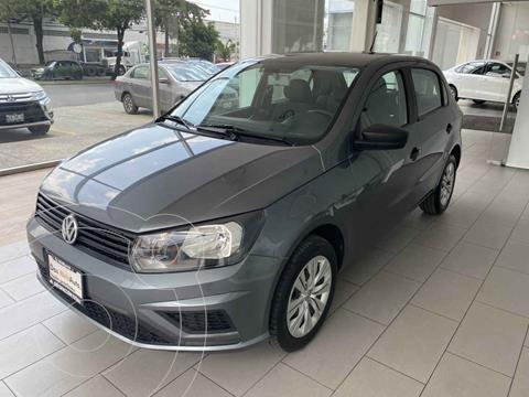 Volkswagen Gol Trendline usado (2020) color Gris precio $205,000