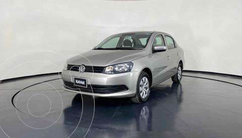 Volkswagen Gol GL usado (2015) color Plata precio $137,999