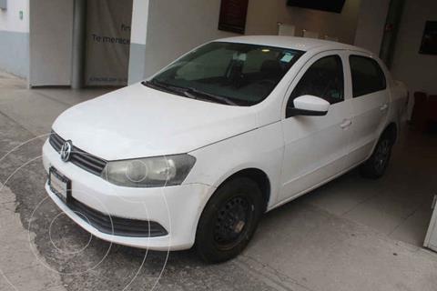 Volkswagen Gol CL usado (2014) color Blanco precio $109,000