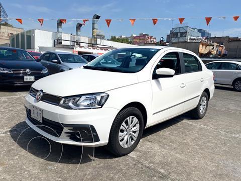 Volkswagen Gol SEDAN 1.6L L4 101HP MT usado (2018) color Blanco precio $189,000