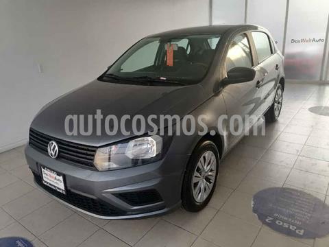 Volkswagen Gol Trendline usado (2019) color Gris precio $179,900