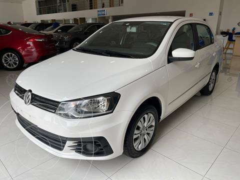 Volkswagen Gol Trendline usado (2017) color Blanco precio $132,000