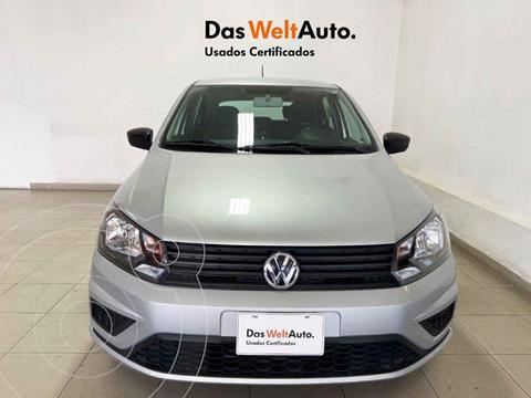 Volkswagen Gol Trendline usado (2020) color Plata precio $219,995