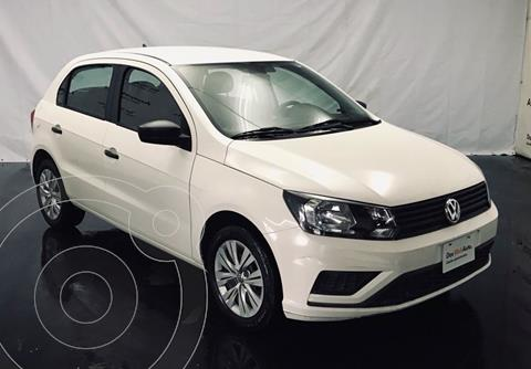 Volkswagen Gol Trendline usado (2020) color Blanco Candy precio $199,990