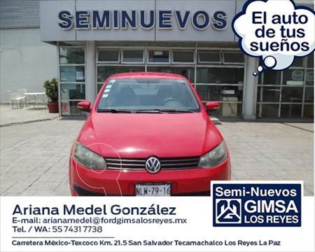 Volkswagen Gol 4P SEDAN GL 1.6 MAN PAQ / SEG usado (2014) color Rojo precio $98,000