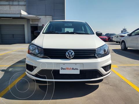 Volkswagen Gol Trendline usado (2019) color Blanco precio $199,000