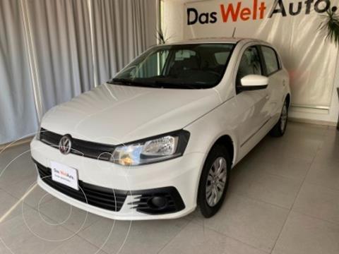 Volkswagen Gol HB TRENDLINE L4 TM usado (2020) color Blanco precio $188,000