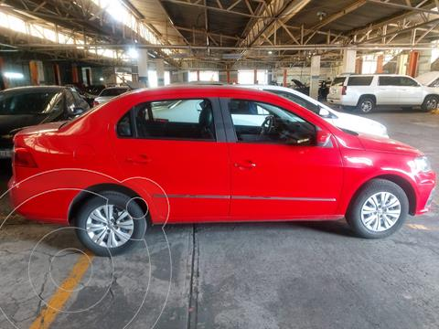 Volkswagen Gol Trendline usado (2018) color Rojo precio $167,900